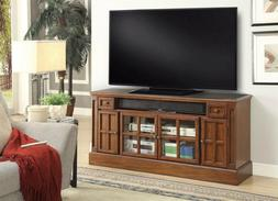 "Churchill Traditional 62"" TV Stand w/ Power Center in Musket"