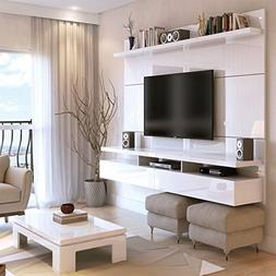 Manhattan Comfort City 2.2 Collection Floating Entertainment