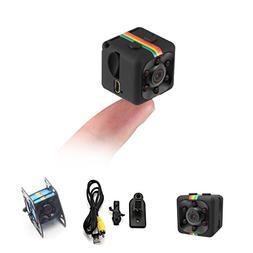 CloverTale Mini Hidden Spy Camera Night Vision 1080P HD Vide