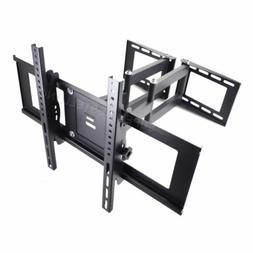 Corner Full Motion TV Wall Mount Tilt Swivel For 27 32 37 42
