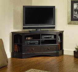 Corner TV Stand Entertainment Unit Credenza for TVs up to 42