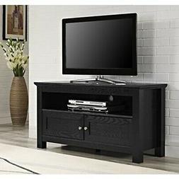 Cortez 44 TV Console in Black
