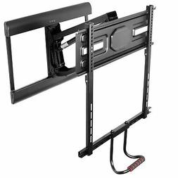 VIVO Counterbalance Above Fireplace Height Adjustable Swivel