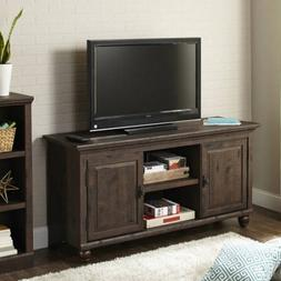 "Crossmill Weathered Collection TV Stand for TVs up to 65"", H"