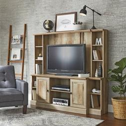 Better Homes and Gardens Crossmill Weathered Entertainment W