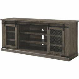 """Ashley Furniture Danell Ridge 70"""""""" TV Stand in Brown"""