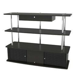 Convenience Concepts Designs2Go Modern Aspen TV Stand, Black