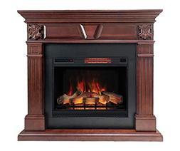 dragonblaze electric fireplace mantel