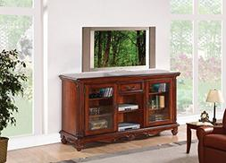 ACME Dreena Cherry TV Stand