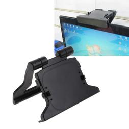 Durable ABS Black Plastic <font><b>TV</b></font> Clip Clamp
