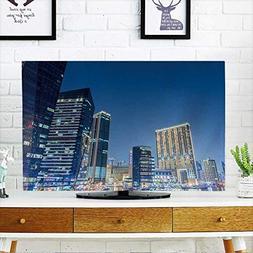 PRUNUS Dust Resistant Television Protector Dubai August,Duba