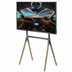 "VIVO Easel Studio TV Adjustable Floor Stand | Mounts 49"" to"