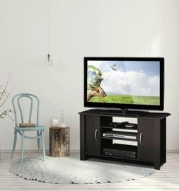 Furinno Econ Espresso TV Stand Entertainment Center for TVs
