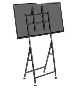 VIVO Economical Indoor Digital Signage TV Floor Stand | Fold