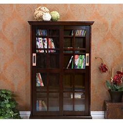 Emerson Sliding Door Media Cabinet