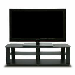 Entertainment Center TV Stand Furinno 11191BK, Black