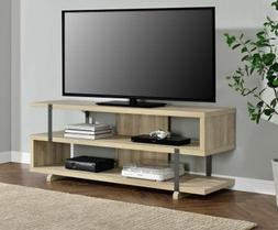 "Entertainment Center TV Stand Up To 70"" Flat Screen Gaming O"