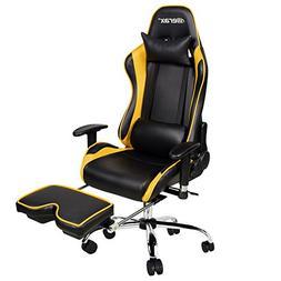 Merax Ergonomic Racing Gaming Chair Tv Stand Org