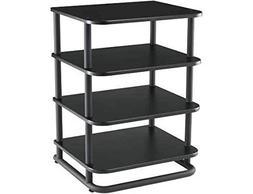 Euro Audio Stand w/ 4 Shelves