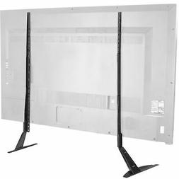 """VIVO Extra Large TV Tabletop Stand for 27"""" to 85"""" LCD Flat S"""