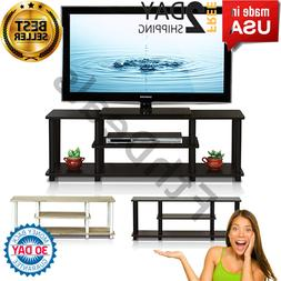 flat screen tv stand hold up to