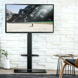 Swivel TV Stand With Height Adjustable Mount For Toshiba Son