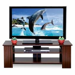 Furinno FNAJ-11109 Boyate TV Entertainment Stand, Walnut
