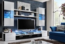 FRESH Modern Wall Unit / Entertainment Centre / Spacious and