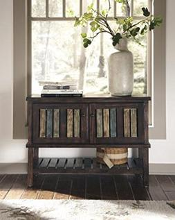Ashley Furniture Signature Design - Mestler Console Table -