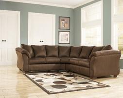 Ashley Furniture Signature Design - Darcy Loveseat - Left Ar