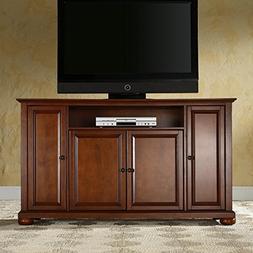 Crosley Furniture Alexandria 60-Inch TV Stand, Classic Cherr