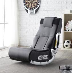 Gaming Chair Video Game For Adults Kids Rocker Wireless Comf