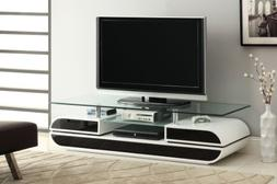 Furniture of America Glenn Contemporary TV Console/Stand, 63