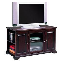 """ORE Furniture 26.5"""" x 48"""" Harris TV Stand in Espresso"""