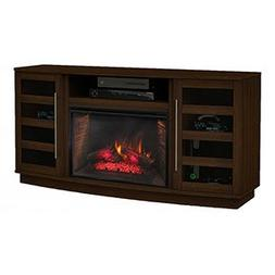 "Harrison Cabinet Cherry & 26"" Infrared Firebox"