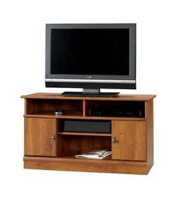 Harvest Mill 43 in. Panel TV Stand in Abbey Oak Finish
