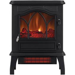 ChimneyFree Heater Electric Infrared Quartz Stove Portable F