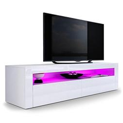 Domovero Helios 157 Contemporary TV Cabinets Modern TV Stand