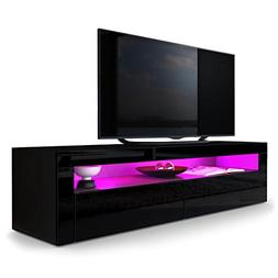 Helios 157 Contemporary TV Entertainment Stands for living r