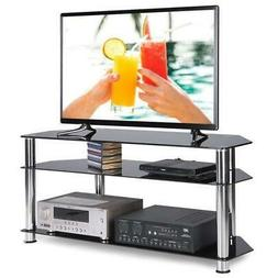 "High Gloss TV Stand Unit Cabinet Console Table for 32"" - 60"""