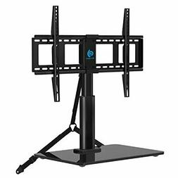 HUANUO HN-TVS03 Universal Adjustable Table Top TV Stands for