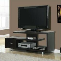 Monarch Hollow-core TV Console Cappuccino