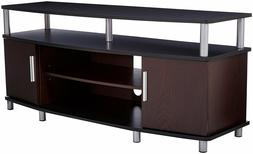 Ameriwood Home Carson Home Living Room TV Stand 50 Inches Wi