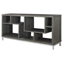 Monarch Specialties I 2578 Dark Taupe TV Stand, 60""