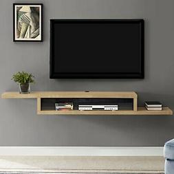 Martin Furniture  Asymmetrical Audio/Video Console Shelf, 72