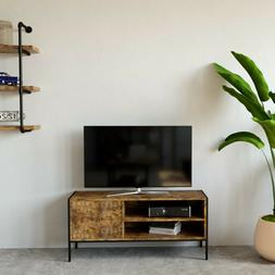 IRONCK Industrial TV Stand, TV Console, Television Media Con