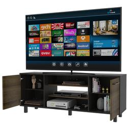 Kaia Collection TV Stand Holds up to 65 in Tvs, Industrial L