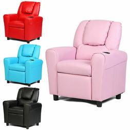 Kids Recliner Armchair Children's Furniture Sofa Seat Couch