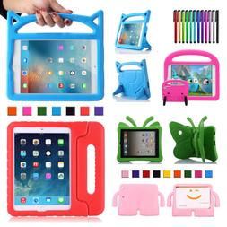 Kids Shockproof EVA Foam Case Cover Stand for iPad Air 2 Pro
