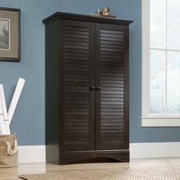 Kitchen Pantry Appliance Storage Cabinet Doors Hutch Furnitu